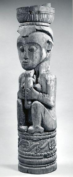 Figure (Hampatong) Indonesia, Borneo