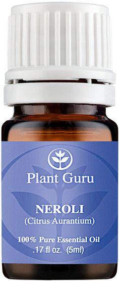 Neroli Essential Oil (Citrus Aurantium) 5 ml. 100% Pure, Undiluted, Therapeutic Grade. * Awesome product. Click the image : NOW essential oils