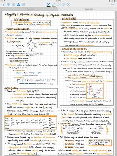 "suite-en-blanc: "" back to college, back to chemistry "" Life Hacks For School, School Study Tips, College Notes, School Notes, Pretty Notes, Good Notes, Note Taking Strategies, School Organization Notes, Chemistry Notes"