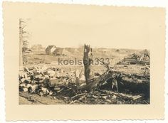 Частные немецкие снимки: г. Чудово в период оккупации ~ BERGHOFDAY
