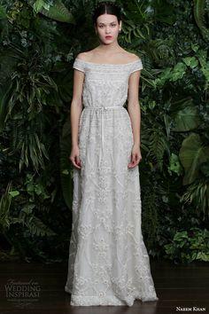 Naeem Khan Bridal Fall 2014 Wedding Dresses | Wedding Inspirasi