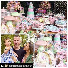 """178 curtidas, 3 comentários - Viva Criações Personalizadas (@vivacriacoespersonalizadas) no Instagram: """"Apaixonada pelo Jardim da Galinha Pintadinha !!! 💕💕💕 #decorbyleticiamelgaço #decorbyleticiamelgaço…"""""""