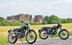 Francis-Barnett ressuscite - Moto Journal