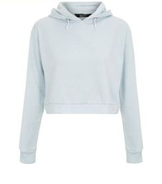 Teens. Opt for this cropped hoodie on casual days this season. Pair with ripped knee skinny jeans and trainers to finish.- Hooded design- Simple long sleeves- Cropped hem- Casual fit that is true to size