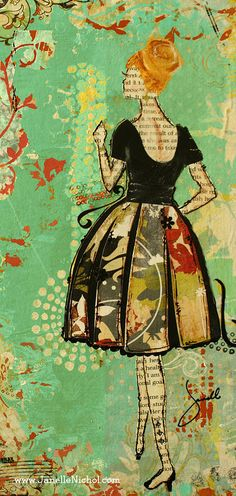 Take Me Away Iphone Case Art Mixed Media by Janelle Nichol