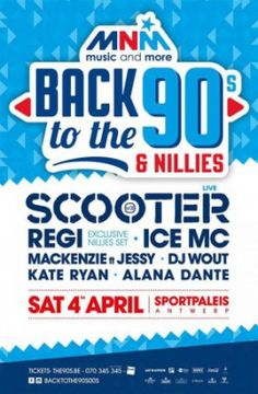 affiche the 90s