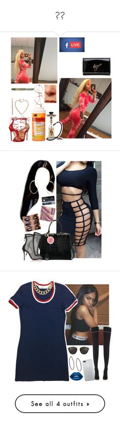 """""""💕❤"""" by loveyouallways ❤ liked on Polyvore featuring Dsquared2, Moschino, Juicy Couture, Giuseppe Zanotti, Mary Louise Designs, Fendi, Christian Louboutin, Michael Kors, Urban Decay and Vetements"""