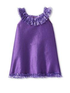 Isabel Garreton Kid's A-Line Dress with Embellished Collar and Hem, http://www.myhabit.com/redirect/ref=qd_sw_dp_pi_li?url=http%3A%2F%2Fwww.myhabit.com%2Fdp%2FB00FGKKL62%3Frefcust%3DH2APJF6YMKL6JJ7VTQCX4EVR24