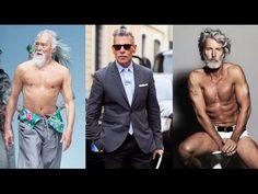 #MrStealYourGrandma Hottest Grandpa Around The World : World Oldest Model Wang Deshun, etc - YouTube
