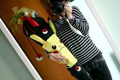 Schultüte Pokemon Pikachu nähen Pikachu, School, Kids, David, Hipster Stuff, Pokemon Craft, Toy Store, Entering School, Football Soccer