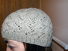 Ravelry: Lotus Hat pattern by UptownPurl
