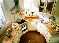 Как сделать маленькую кухню удобнее: 30 идей — SmilePub