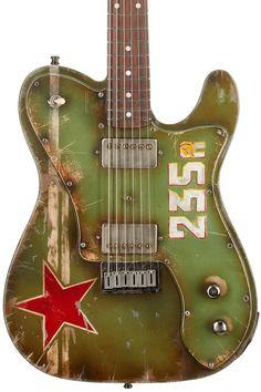 Rapier guitar custom shop