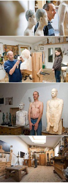 Bruno Walpoth's studio ( http://www.walpoth.com/ )
