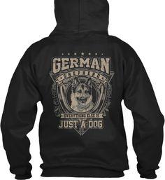 Limited Edition - GERMAN SHEPHERD   Teespring