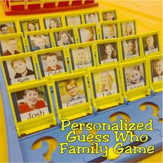 Play a personalized