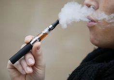 E-cigarette blows up his face, AsiaOne World News