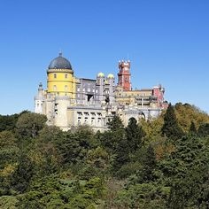 It's the strange castle, for me. And how do you like it?