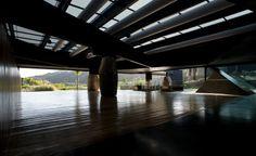 Mestizo Restaurant, Santiago. Smiljan Radic to design the 2014 Serpentine Gallery Pavilion | Architecture | Wallpaper* Magazine