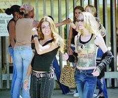 Bad Girl Style, My Style, Thirteen Movie, 00s Mode, Estilo Punk Rock, Early 2000s Fashion, Evan Rachel Wood, Weird Fashion, Swagg