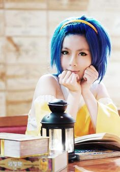 amazing fairy tail Cosplay | cosplay # levy-chan # levy mcgarden # fairy tail