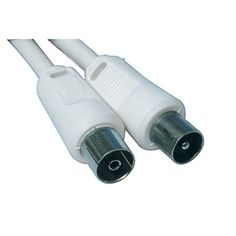 RF Aerial Plug to Socket - White - 1.5 Mtrs has been published to http://www.discounted-tv-video-accessories.co.uk/rf-aerial-plug-to-socket-white-1-5-mtrs/