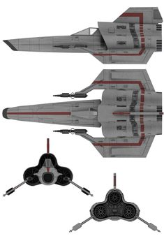 Viper MK4 from Battlestar Galactica