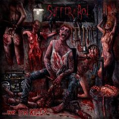 Suffer In Rot - Ever Tried Kill... ? (2015), Brutal Death Metal