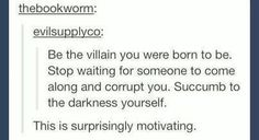 This is funny, but it could be a really cool writing prompt Funny Quotes, Funny Memes, Hilarious, Jokes, Kid Memes, Tumblr Stuff, Funny Tumblr Posts, Writing Tips, Writing Prompts