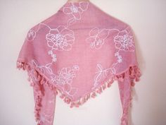 Scarf Shawl for her for mother woman accessories by bypasha, $19.90