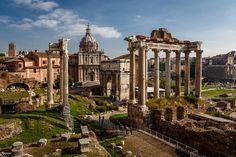 Rome is the biggest 'Open Air Museum' in the world.  Come stay with us www.shortstay-apartment.com/rome/