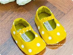 80 Juliet Baby Mary Janes PDF Pattern - HOLIDAY SALE 50% OFF!