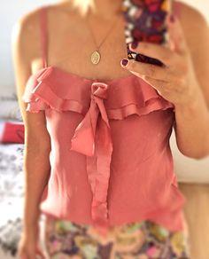 #blusa #verao #calor