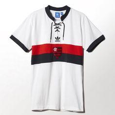 adidas - Camiseta Flamengo 2 Retrô Camisa Do Flamengo 1a0030e920c7c