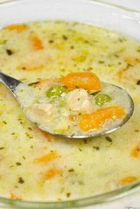 Soup Recipes, Chicken Recipes, Cooking Recipes, Healthy Recipes, Recipies, B Food, Food Porn, Hungarian Recipes, World Recipes