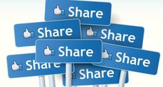 I will give you 100 Facebook share, 7 Twitter tweets, 5 Google plus, 10 Pinterest