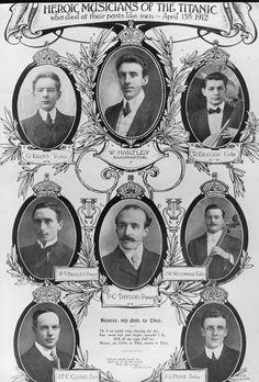 Titanic musicians