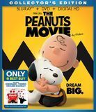 The Peanuts Movie [Includes Digital Copy] [Blu-ray/DVD] [Only @ Best Buy] [2015]