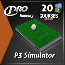 Portable Golf Simulator with 20 Courses. 3 piece mat designed for large portable hitting net. With New Built-in Turf Top. with 20 courses, 65 sensor mat and software. instant feedback on every shot. Feeling Stressed, How Are You Feeling, Upper Back Muscles, Trendy Golf, Golf Simulators, Public Golf Courses, Physical Stress, Golf Channel