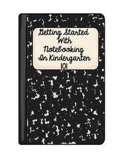 Little Miss Hypothesis - Lessons from the Science Lab: Getting Started With Notebooking!