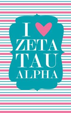 zeta tau alpha shirts - Google Search