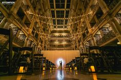 Glowing December Wedding 2015  -- Brian & Stephanie // Peabody Library in Baltimore -
