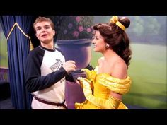 If you've got 13 minutes, check out this  love love LOOOOVVEEE this!!!video of a young man with autism meeting and dancing with the princesses. this makes m heart happy.