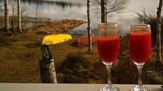 Always a time for #Mimosa #coctail #Finland #Kinnula