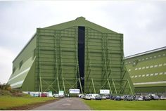 THE Cardington Sheds have had some pretty impressive names through their doors as a host of big budget blockbusters including Star Wars, Harry Potter and the latest Batman trilogy.