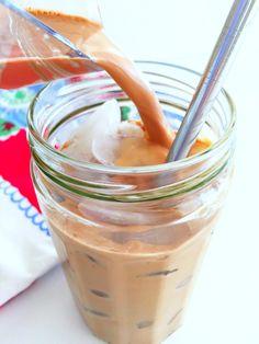 Creamy Coconut Oil Coffee :: Blooming on Bainbridge