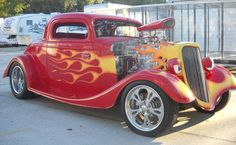 """1934 Ford Deluxe a.k.a. """"The Carolina Kid"""""""