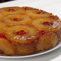 This recipe is for the ultimate in classic Pineapple Upside-Down Cakes, with all the tropical taste and color you could crave. It's as gorgeous as it is tasty!