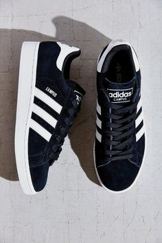 Adidas Originals Campus 2 Sneaker Brand new. Kids 3 Fits like Women 5 ( Selling for cheaper on Mercarî ) Adidas Shoes Sneakers Sneakers Mode, New Sneakers, Sneakers Fashion, Fashion Shoes, Adidas Sneakers, Black Sneakers, Adidas Outfit, Fashion Outfits, Sneakers Style
