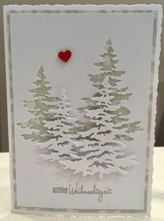 may create background piece or use DSP.Αποτέλεσμα εικόνας για stampin up christmas cards his lightCut with a die and then layer the positive and negative images.Arts And Crafts Halloween IdeasClick the link to learn more DIY Chri Diy Christmas Tags, Christmas Cards 2018, Christmas Greetings, Holiday Cards, Cricut Christmas Cards, Christmas Card Designs, Christmas Cactus, Elegant Homemade Christmas Cards, Christmas Card Making